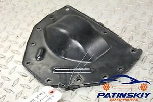 2014 Chrysler 200 Automatic Transmission Oil Pan Cover Fluid Holder Auto 14