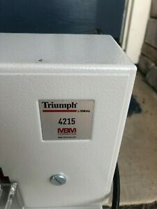 Triumph Paper Electric Cutter 24 Model 4215