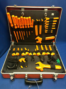 Sibille rs Pro 663 588 26 Piece Vde 1000 V Electricians Tool Kit