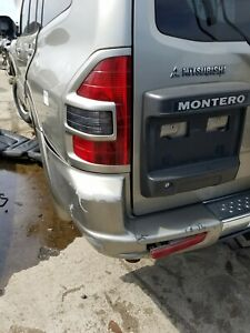 Mitsubishi Montero 2002 Left Side Tail Light Lamp