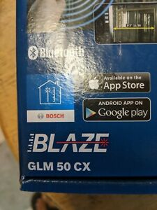 Bosch Blaze Laser Measure 165 Ft model Glm 50 Cx brand New