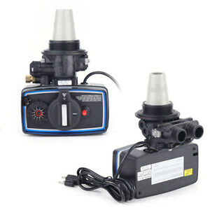 New Time Clock Control Valve For Water Filter Softener Resin 110v 0 1 0 6 mpa