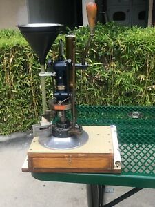 Star Machine Works Reloading Press .40 S.w