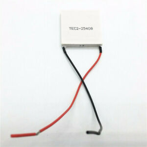 1x Tec2 25408 40mm Double Thermoelectric Cooler Peltier Cooling Plate Module