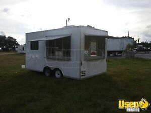 2010 Used Mobile Kitchen Food Concession Trailer For Sale In Florida