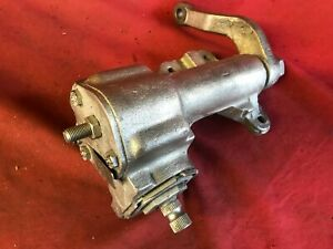 1967 1968 1969 1970 Mustang Shelby Gt Cougar 16 1 Power Steering Gear Box Smb K