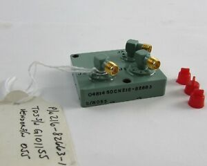 Loral Microwave wavecom S band Sma Power Divider S 717 4