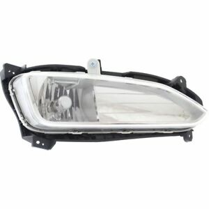 For 2013 2016 Nsf Hyundai Santa Fe Sport Rh Passenger Right Fog Lamp Assembly
