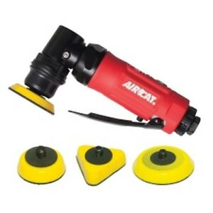 AiRCAt 6320 Power Detailing Air Sander - Red