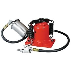 Astro Pneumatic 5304a 20 Ton Low Profile Air manual Bottle Jack