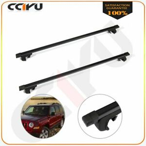 Fit For Jeep Patriot Heavy duty Car Roof Rack 48 Cross Bars Cargo Carrier