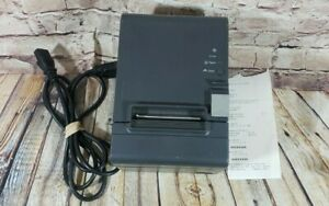 Epson Tm t20 Model M249a Point Of Sale Thermal Receipt Printer Tested Works