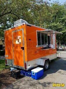 2017 17 Turnkey Loaded Food Concession Trailer For Sale In Pennsylvania