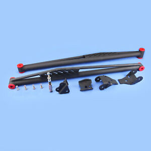 For 2005 2020 Toyota Tacoma 2wd 4wd 50 Traction Bar mounting Bracket Kit