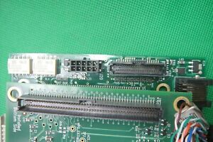 Planmeca Promax Dental X ray Cpu Board With Ethernet Module Daughterboard