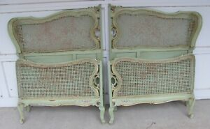 Antique French Twin Beds