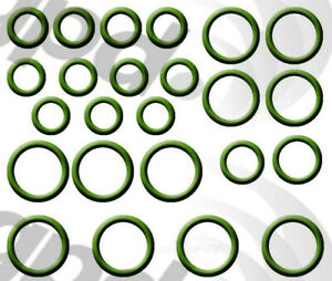 A c System O ring Gasket Kit Fits 1987 1995 Jeep Wrangler Global Parts