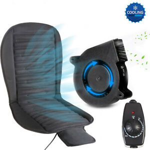Big Ant Cooling Car Seat Cushion 12v Automotive Universal Breathable Air Flow