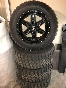 Off Road Gmc Chevy Wheels And Tires