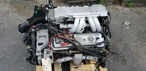 1987 Corvette C4 L98 Engine With Ecm And Wiring 87k Low Miles