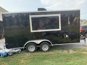2018 8 5 X 16 Wow Food Concession Trailer For Sale In Tennessee