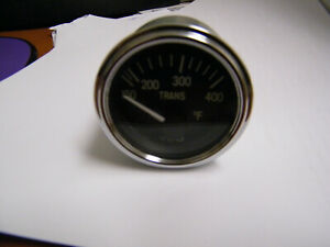 New Vdo 3trans Transmission Oil Temp Temperature Gauge