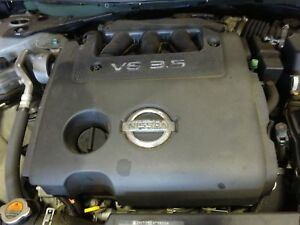 Engine 2007 Nissan Altima 3 5l Motor With 33 655 Miles