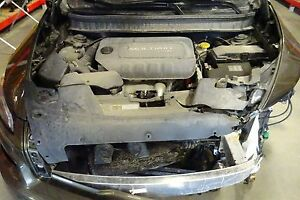 Engine 2014 Jeep Cherokee 2 4l Motor With 35 000 Miles