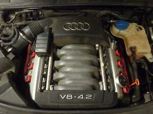 Engine 2005 Audi A6 4 2l Motor With 94 335 Miles Code Bnk