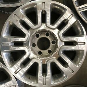 20 Inch 09 10 11 12 13 14 Ford F150 Expedition Oem Alloy Wheel Rim 3788 C