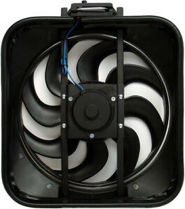 Proform 15 In 2800 Cfm Mustang Electric Cooling Fan P n 33600