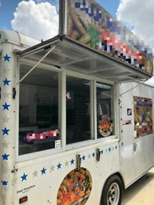 Used Mobile Kitchen Food Concession Trailer For Sale In Alabama