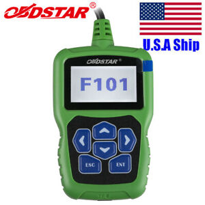 Usa Shipping Obdstar F101 Obd2 Immo Reset Tool Support G Chip All K ey Lost