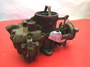 Ford Mustang Falcon Truck Carburetor Ford 1100 Series 1963 69 1 Bbl 144 170 200