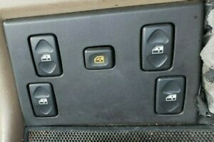 99 2000 2001 2002 2003 2004 Land Rover Discovery Master Window Switch