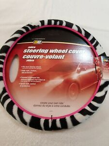 Ae Zebra Steering Wheel Cover