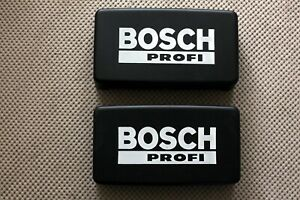 New Genuine Bosch Profi Fog Driving Light Lamp Protection Covers Caps 1300591053