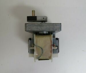 Refurbished Rowe Stacker Motor Crank Assembly From Dollar Bill Changer
