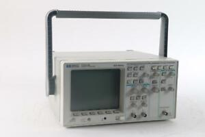 Hp 54603b 2 Channel Oscilloscope 60 Mhz