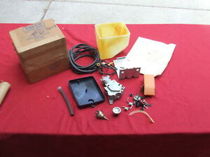 1960 61 Chevy Truck Windshield Washer Kit Nos 988220 Pick up