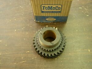 Nos Oem Ford 1964 1965 Galaxie Fairlane Falcon 3 Speed Transmission 2nd Gear