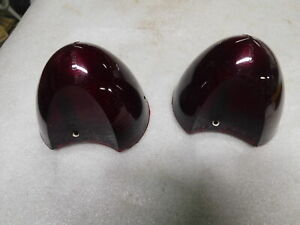 1955 Olds Tail Light Lenses Nos Delco