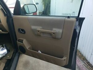 99 2000 2001 02 03 2004 Land Rover Discovery Front Passenger Interior Door Panel