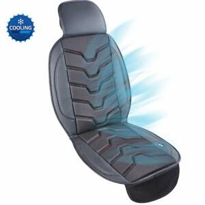Big Ant Cooling Car Seat Cushion 12v Universal Breathable Air Flow With Holes