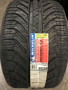 1 New 295 25 20 Michelin Pilot Sport A s Plus Tire