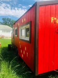 Super Cool And Gorgeous 2017 Food Concession Trailer Mobile Kitchen Unit For S