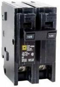Hom2125 Square D Circuit Breakers By Square D