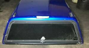 2009 2014 A R E Ford F150 Super Crew Extra Short Bed Cap Shell Flame Blue