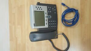 Cisco Systems Cisco Ip Phone 7912 Series Cp 7912g