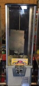 Black Northwestern Super 80 2 Capsule Toy Bulk Vending Machine 2 Inch Vendor